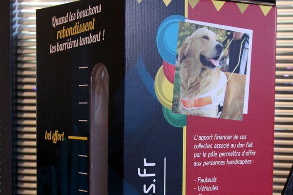 acor-agence-communication-audiovisuel-nimes-montpellier-gard-herault-languedoc-roussillon-affiche-handi-caps-handicapes-fauteuil-roulant-collecte-boucho (3)