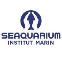Logo de l'institut marin seaquarium du Grau Du Roi